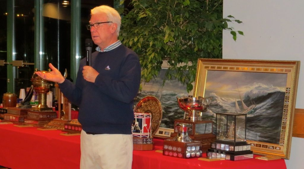Ron Holland Guest Speaker at RNSA