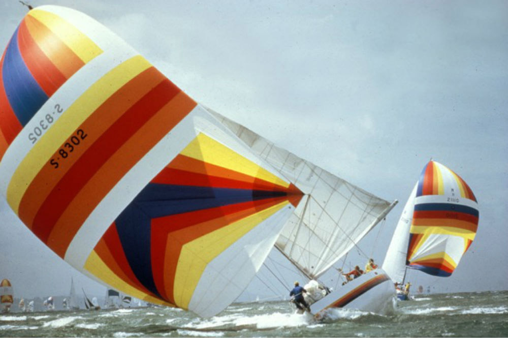 Admirals Cup Cowes 1979 photo Jonathan Eastland ajax News DPPI