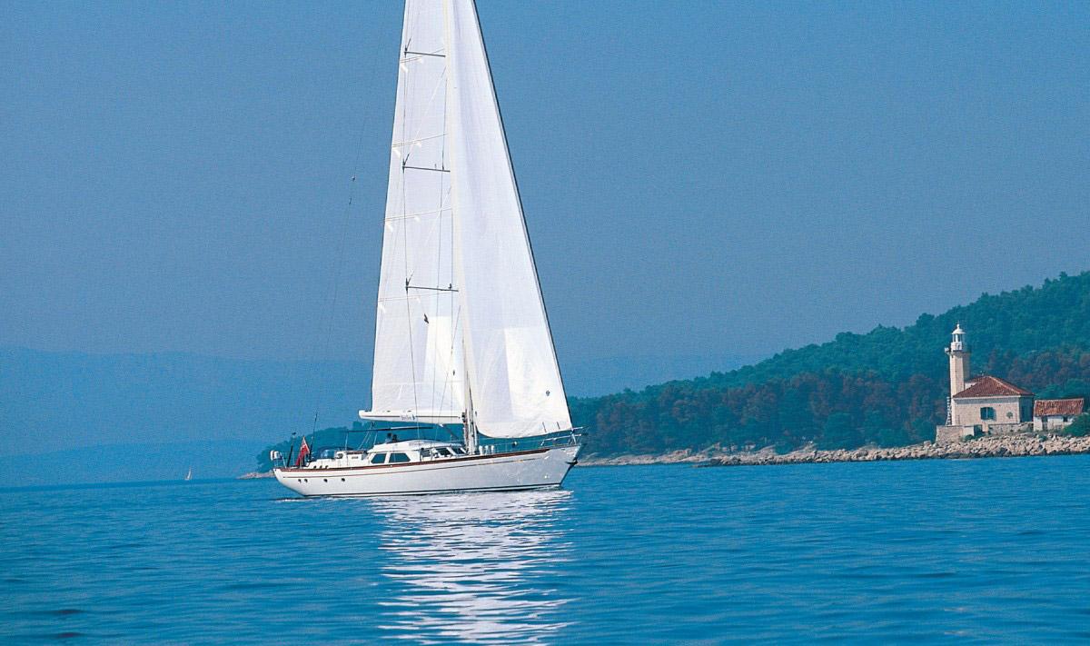 Boo Too 90 foot fast cruising yacht