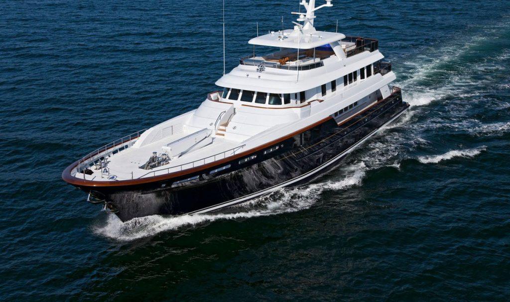 Karia Motor Yacht a Ron Holland Desgn