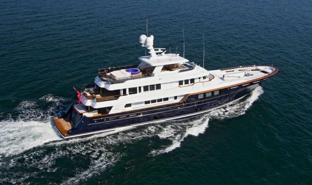 Motor Yacht Karia